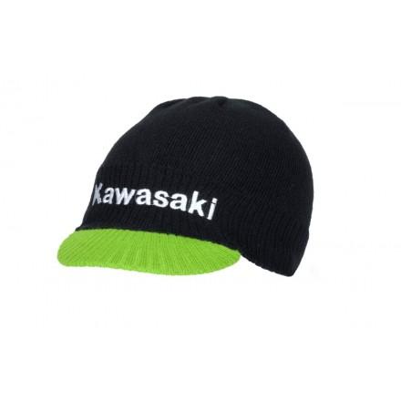GORRO COM PALA KAWASAKI