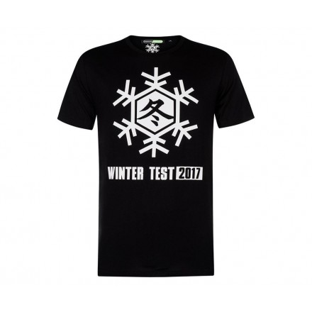 "T-Shirt KRT ""WINTER TEST"""