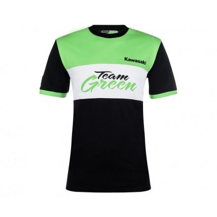 T-SHIRT TEAM GREEN