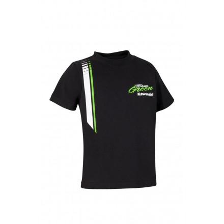 T-shirt Team Green (criança)
