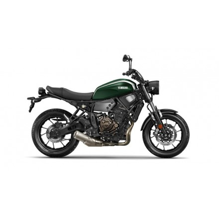 XSR700 ABS Forest Green