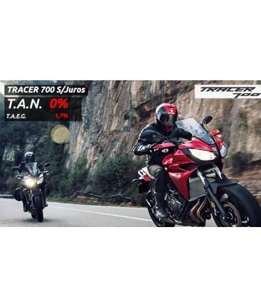Campanha Yamaha Tracer 700