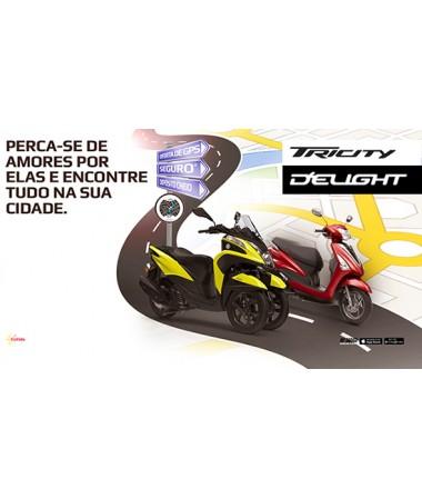 Yamaha Tricity 125 ou  D'elight 125